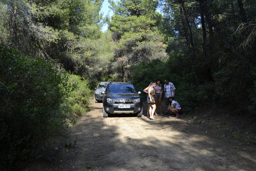 Jeep Safari House Chrisi Halkidiki