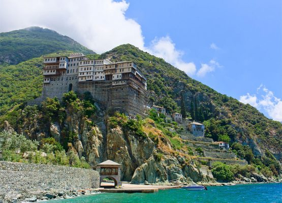 Mount Athos House Chrisi Halkidiki