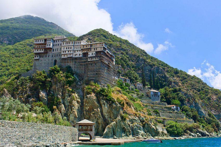Mount Athos House Chrisi Halkidiki